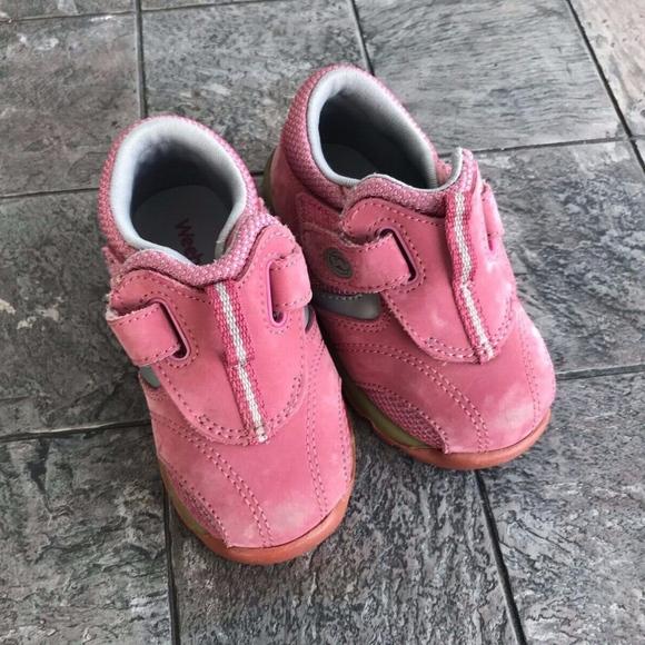 Reebok Other - WEEBOK by Reebok Pink Sneakers Toddler 5